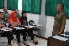 instruktur dan peserta PLBA