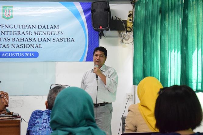 Pengenalan Pengutipan Dalam Penelitian Dosen Fakultas Bahasa & Sastra UNAS (7)