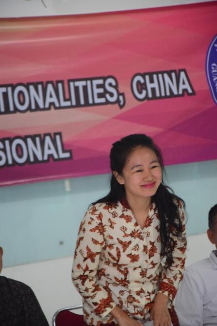 perwakilan dari Guangxi Yang Junchu