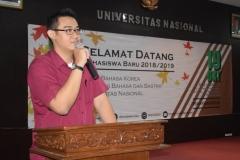 Penyambutan Mahasiswa Baru Prodi Bahasa Korea 2018-2019 (3)