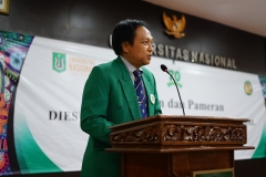 Kepala Biro SDM Ir. Tri Waluyo, M.Agr
