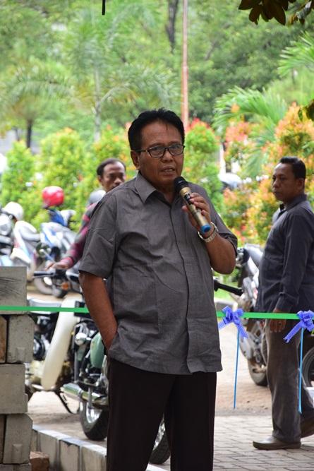 Wakil Rektor Bidang Administrasi, Keuangan, dan Sumber Daya Manusia Prof. Dr. Drs. Eko Sugiyanto M.Si