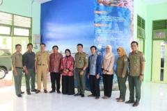 foto bersama perwakilan UNAS dengan Pemerintah Daerah Kabupaten Selayar