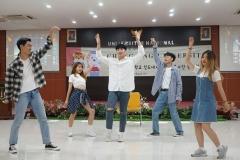 penampilan KPOP Dance dari mahasiswa Chung Ang University (2)