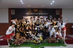 foto bersama mahasiswa unas dan chung ang univ
