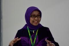 Kepala Biro Administrasi Akademik Dra. Sri Handayani, M.Si.