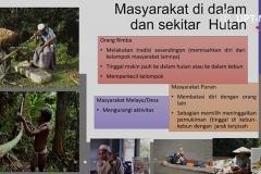 "Materi PPT oleh Direktur Eksekutif Komunitas Konservasi Indonesia WARSI Ir. Rudi Syaf, M.Si. dalam webinar NGAJIONLINEPPI-04 ""Pemberdayaan Umat Di Sekitar Kawasan Hutan Pada Masa Covid-19"" di Jakarta, Jumat, (15/5)"