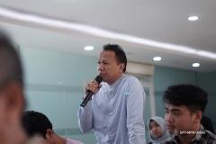 Kepala Pusat Studi Bantuan Hukum Drs. Tb. M.Ali Asghar, S.H., M.M, M.Si