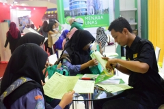 7_Pemaparan Informasi Universitas Nasional dalam Acara Education And Training Expo 2017