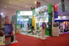 5_Stand Universitas Nasional dalam Acara Education And Training Expo 2017