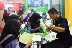 7_Pemaparan Informasi Universitas Nasional dalam Acara Education And Training Expo 2017