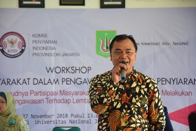 Prodi Ilmu Komunikasi Gelar Workshop Partisipasi Masyarakat dalam Pengawasan Lembaga Penyiaran (9)