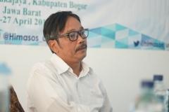 Dosen Prodi Sosiologi-Pembicara (Dr. Andi Achdian,M.Si)