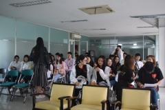 Program Gelar Bersama Mahasiswa UNAS dan Mahasiswia Guangxi University (5)
