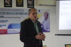 Profesor Anthropology Director of Environmental, Peter S. Ungar, Ph.D.