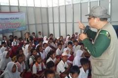 Pusat Penelitian dan Pengabdian Masyarakat (P3M) UNAS bersama Direktorat Kementerian Pendidikan dan Kebudayaan telah mewujudkan Peduli Lombok, NTB (10)