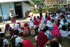 Pusat Penelitian dan Pengabdian Masyarakat (P3M) UNAS bersama Direktorat Kementerian Pendidikan dan Kebudayaan telah mewujudkan Peduli Lombok, NTB (4)