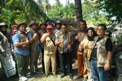 Pusat Penelitian dan Pengabdian Masyarakat (P3M) UNAS bersama Direktorat Kementerian Pendidikan dan Kebudayaan telah mewujudkan Peduli Lombok, NTB (7)