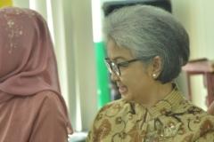 Dr.Diana Fawzia, M.A Ketua Pusat Pengkajian Politik UNAS