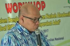 Kepala Badan Keahlian DPR RI, Johnson K. Rajagukguk