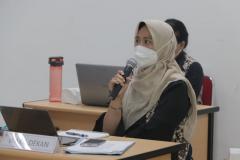 Wakil Dekan Fakultas Ilmu Kesehatan Rukmaini, SST., M.Keb.