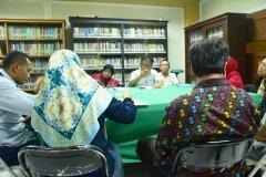 Rapimtas UNAS dengan Fakultas Hukum 2