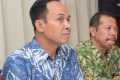 Delegasi dari Akademi Pariwisata Universitas Nasional 4