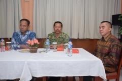 Delegasi dari Akademi Pariwisata Universitas Nasional 7
