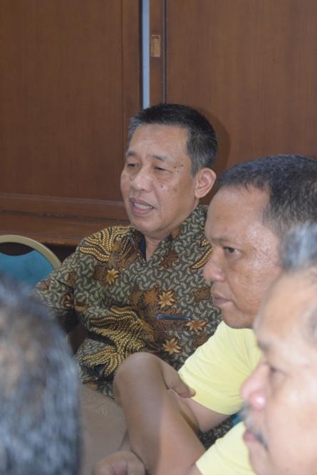 Rapat Pimpinan UNAS dengan Warga Sekitar (3)