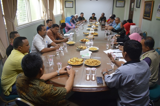 Rapat Pimpinan UNAS dengan Warga Sekitar (7)