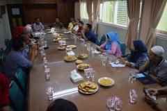 Rapat Pimpinan UNAS dengan Warga Sekitar (1)