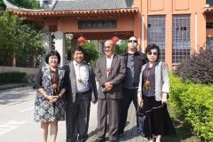 Rektor UNAS, Dr El Amry Bermawi Putera MA, Adakan kunjungan kehormatan dgn pimpinan tertinggi Guang Xi University for Nationalities Pada 25 Nov 2018  (2)