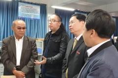 Rektor UNAS, Dr El Amry Bermawi Putera MA, Adakan kunjungan kehormatan dgn pimpinan tertinggi Guang Xi University for Nationalities Pada 25 Nov 2018  (9)