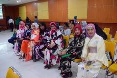 dosen dan alumni fakultas sastra dalam acara reuni sastra 2017