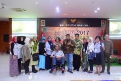 foto bersama alumni fakultas sastra unas