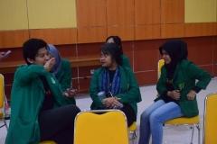 mahasiswa aktif dalam reuni sastra unas 2017