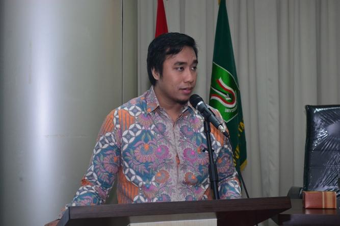 Iskandarsyah siregar, S.S., M.Hum