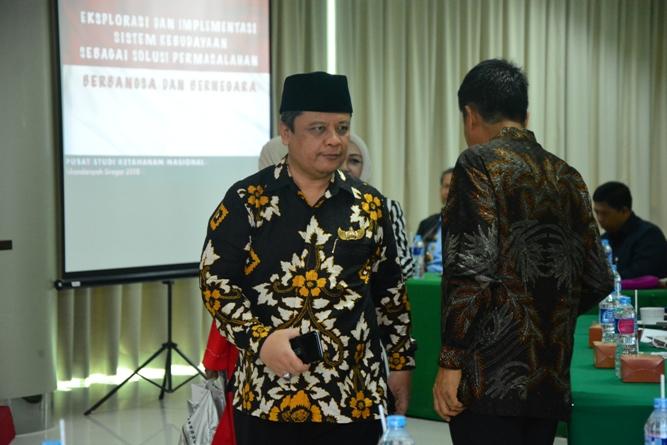 Sultan Kasepuhan Cirebon PRA Arief Natadiningrat