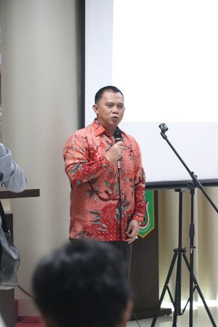 Dr. H. Erik Atrada Ritonga,  M.KM. (Anggota Komisi XI DPR RI)