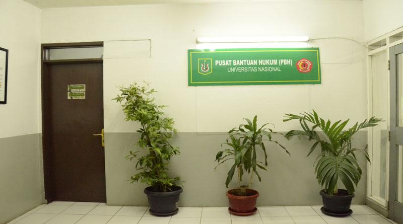 Pusat Bantuan Hukum