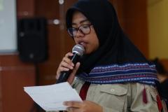 Pembawa acara seminar