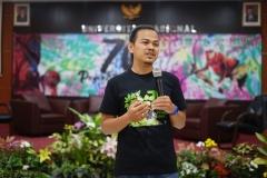 sambutan ketua acara (Dr. Didik Prasetyo)