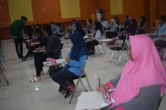 Fakultas Teknik & Sains Unas adakan Tryout SBMPTN 2018 (3)