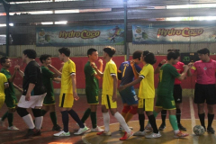 Pelaksanaan kegiatan Turnamen Futsal