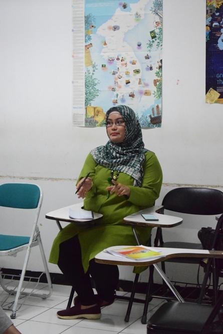 Juri dalam debat bahasa inggris