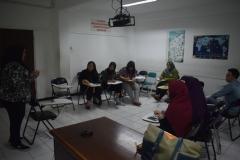 situasi debat bahasa inggris mahasiswa