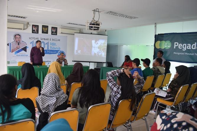 Seminar 1001 Ide Bisnis Bersama Milenial (3)