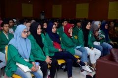 Para peserta nampak antusias mengikuti seminar