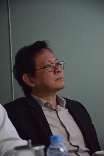 Pembicara (Prof. Dr. Anthony Budiawan) 2