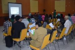 Unas_Pembekalan materi tentang manfaat biodiversitas untuk kesehatan lingkungan